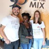 Sisana MIX FM radio interview South Africa