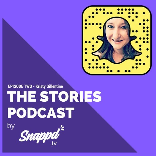 Stories Podcast - Episode 2 - Kristy Gillentine
