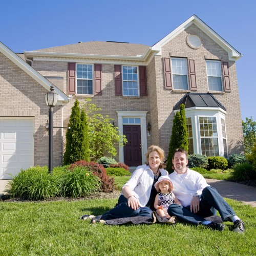 How To Look Good To A Mortgage Underwriter-Curb Appeal For Your Loan and Your Lawn