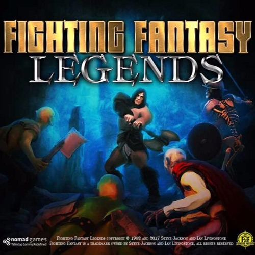 Fighting Fantasy Legends OST
