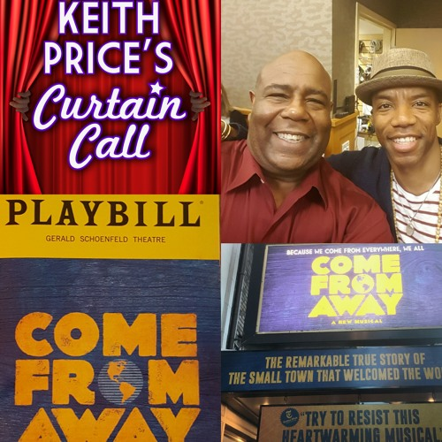 RODNEY HICKS Celebrates Gratitude, Kindness, and Generosity In Life and Onstage in COME FROM AWAY