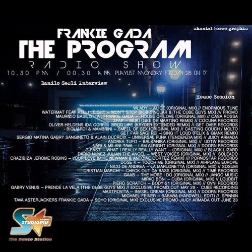 """Andrea Tufo - Balkanica"" on Radio Studio Piu 15.05.2017 (The Program - Radio Show)"