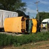 05.17.17 School Bus Accident on Route 30 in E. Lampeter