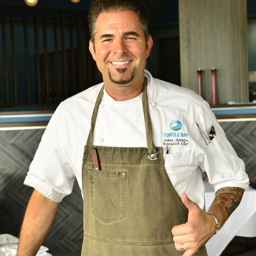 Turtle Bay Resort Hawaii Executive Chef James Aptakin -Michelle Winner