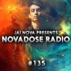 Jai Nova - Novadose Radio #135 2017-05-20 Artwork