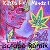 Icarus Kid x Mindz I - Isotope (Alex Grey x Terrence McKenna)