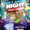 FUN & GAMES 25TH MAY @FARROCKAWAY MIX BY DJ ERA