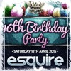 eSQUIRE @ Venus Manchester Classics Set (April 2015) FREE DL