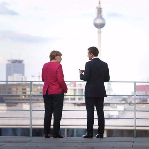 Macron-Merkel: Europe's new power couple?