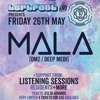 Goosensei - Mala promo mix 2017 - 26th May, Hare & Hounds, Birmingham [Free Download]