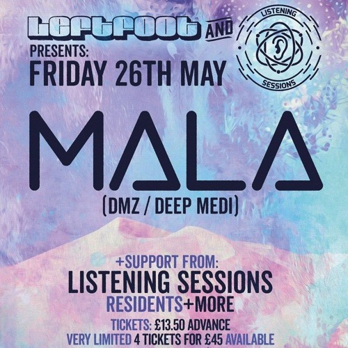 Goosensei - Mala promo mix 2017 - 26th May, Hare & Hounds, Birmingham [Free Download]