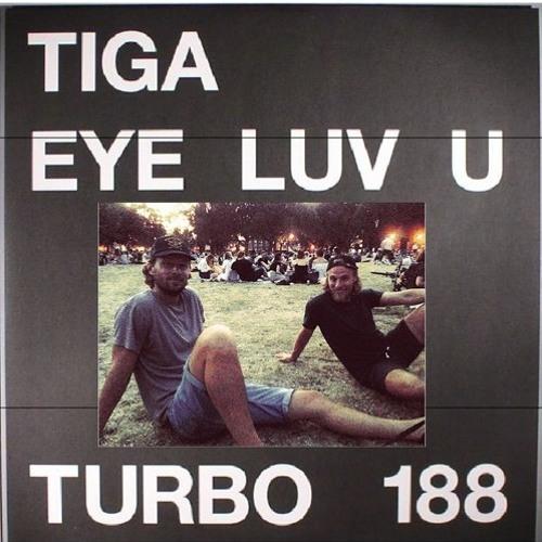 Tiga - Eye Luv U (Lukas Lyrestam Remix)