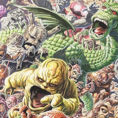 Monsters & Mayhem Mix
