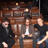 Matt Diamond  chats w/ Chris Cornell and Ben Shepherd of Soundgarden Nov 16 2012