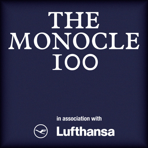 The Monocle 100 - 100: Wanderlust