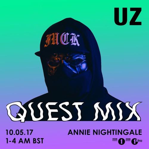 Annie Nightingale 'Quest Mix'