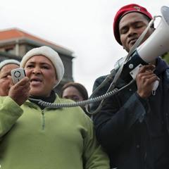 Isikhalo Somsebenzi (UCT Workers Strike)