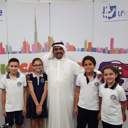 Interview de M Al Zarooni - Directeur du Croissant Rouge aux Emirats Arabes Unis