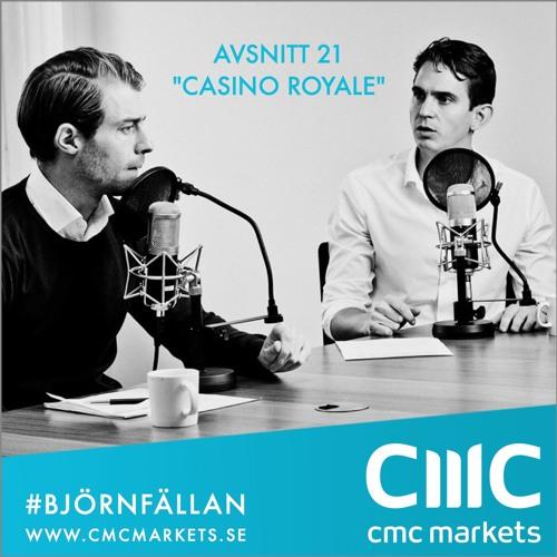 """Björnfällan - Avsnitt 21 - """"Casino Royale"""""""