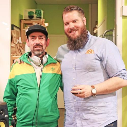 Ruohonjuuri podcast | Miestenilta: Janne Uggeldahl, Bearded Villains