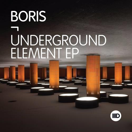Boris - Undergound Element EP [Intec]