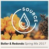 Download Bolier & Redondo - Spring Mix 2017 - TECH HOUSE & DEEP HOUSE Mp3