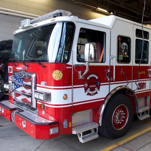 #4 Boulder Fire - Rescue