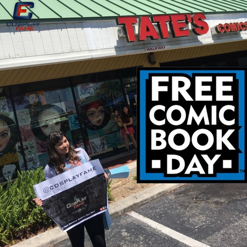 Tales from Tate's: Free Comic Book Day Part Un