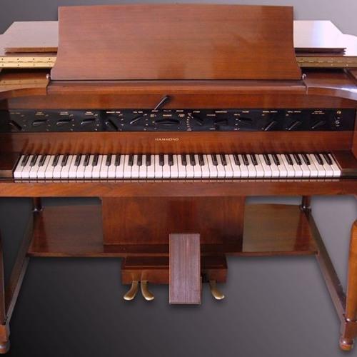 1938 Novachord: Sustained Vibrato Piano Test