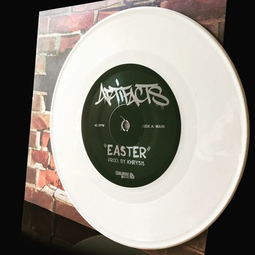 Artifacts - Easter (prod. by Khrysis)*Now Available on Vinyl!