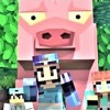 NEW MINECRAFT SONG- Castle Raid 1 - 6 The Complete Minecraft Music Video Series Minecraft Song 2