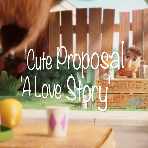 Cute Proposal - Happy Upbeat Cheerful Guitar Background Music for Video