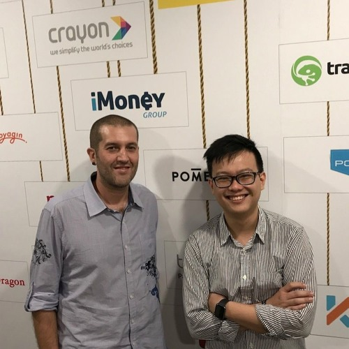 Episode 185: SeedPlus & Venture Capital with Michael Smith & Tiang Lim Foo