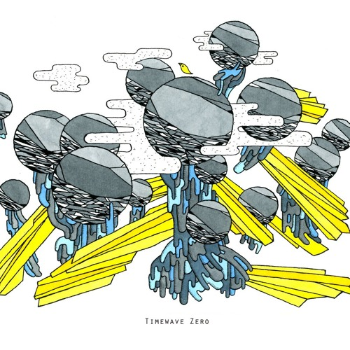 Faded Paper Figures - Timewave Zero (Paramedique Globules Remix)