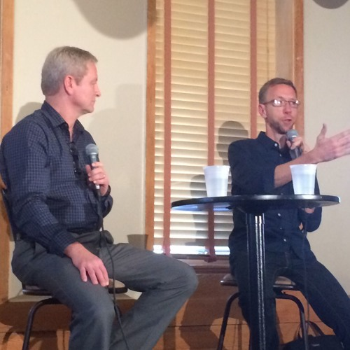 """Porch Talk: """"The Beauty of the Earth"""" with Scott Sabin and Chris Searles"""