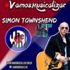 Simon Townshend (The Who) envia mensagem para fãs brasileiros