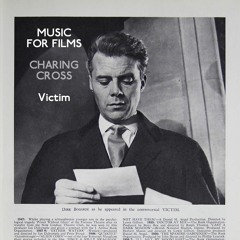 Music for Films - Charing Cross - Victim, with Brian Robinson and Theresa Heath
