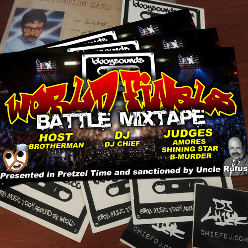 World Finals Battle Mixtape