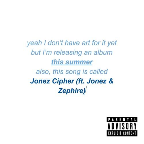 Nar - Jonez Cipher (ft. Jonez & Zephire)