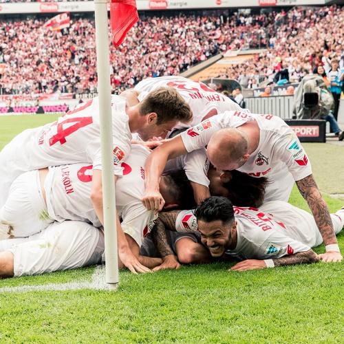 Hector und Osako schießen den 1. FC Köln nach Europa