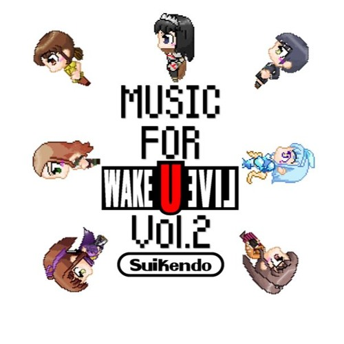 '17 5.28 WUGオンリー新作「MUSIC FOR WAKE U LIVE Vol.2」クロスフェードデモ