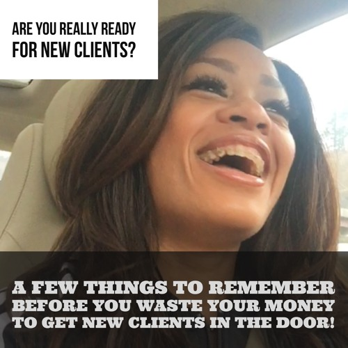 Beauty Industry Marketing: How to Make More Money By Actually Being Ready For New Clients