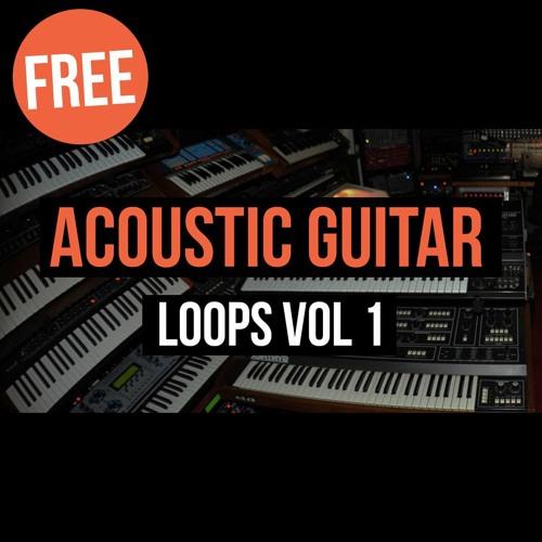 Acoustic Guitar Loops Vol 1 - FREE SAMPLE PACK (24 Guitar Loops) by
