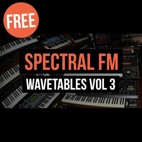 Spectral FM Wavetables Vol 3 - FREE SERUM WAVETABLES (25