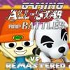 PaRappa the Rapper Vs K.K. Slider REMASTERED- Gaming All Star Rap Battles