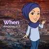 Talk In Arabic - Iraqi Dialect - How to use 'when' to describe a time when something happens