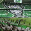 Six in a Row - Audio from Celtic Park - North Curve - Invincibles Trophy Celebrations