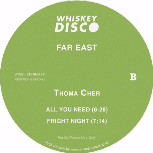 PREMIERE: Thoma Cher - All You Need (LIMITED FREE DOWNLOAD)