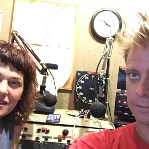 KCLA 99.3 FM - Karmiya Nicola Interviews Mars Roberge on Scumbag