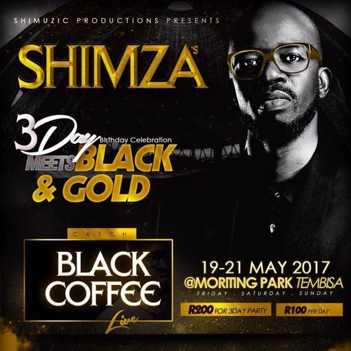 BlackCoffee live from Shimzas 3DayParty On BestBeatsTv